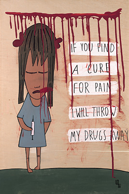 If You Find A Cure For Pain